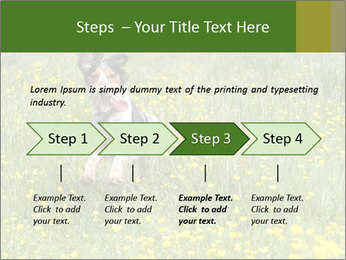 Happy Dog PowerPoint Template - Slide 4