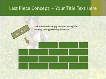 Happy Dog PowerPoint Templates - Slide 46