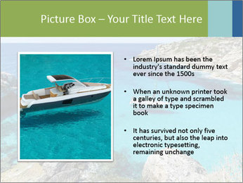 Sea Scene PowerPoint Template - Slide 13