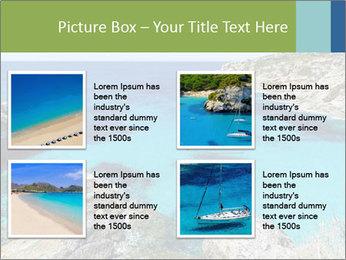 Sea Scene PowerPoint Template - Slide 14