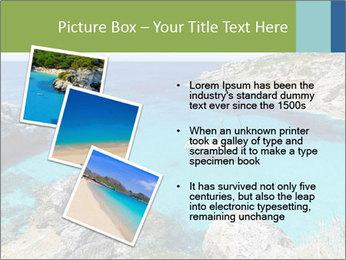 Sea Scene PowerPoint Template - Slide 17