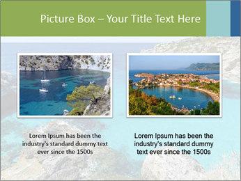 Sea Scene PowerPoint Template - Slide 18