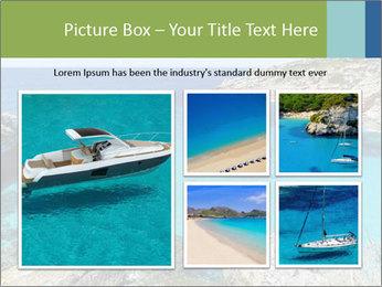 Sea Scene PowerPoint Template - Slide 19