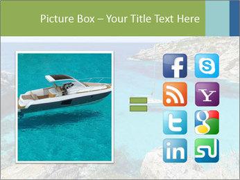 Sea Scene PowerPoint Template - Slide 21