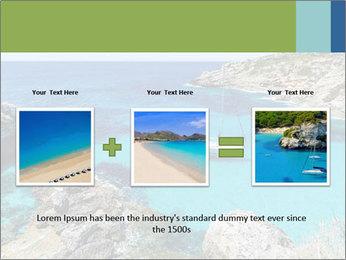 Sea Scene PowerPoint Template - Slide 22