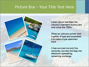 Sea Scene PowerPoint Template - Slide 23