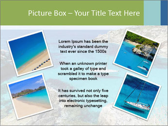 Sea Scene PowerPoint Template - Slide 24