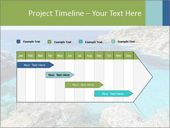 Sea Scene PowerPoint Template - Slide 25