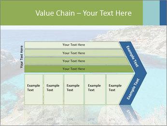 Sea Scene PowerPoint Template - Slide 27