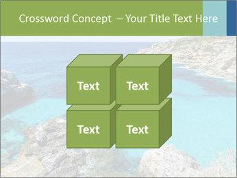 Sea Scene PowerPoint Template - Slide 39