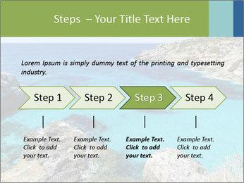 Sea Scene PowerPoint Template - Slide 4