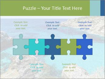 Sea Scene PowerPoint Template - Slide 41