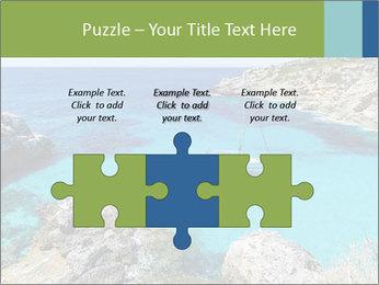 Sea Scene PowerPoint Template - Slide 42