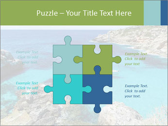 Sea Scene PowerPoint Template - Slide 43