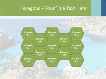 Sea Scene PowerPoint Template - Slide 44