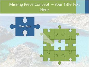 Sea Scene PowerPoint Template - Slide 45