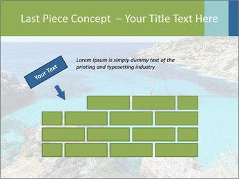 Sea Scene PowerPoint Template - Slide 46