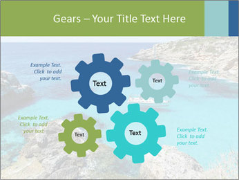 Sea Scene PowerPoint Template - Slide 47