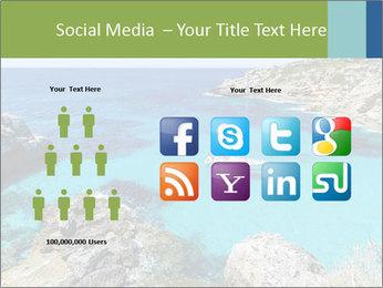 Sea Scene PowerPoint Template - Slide 5