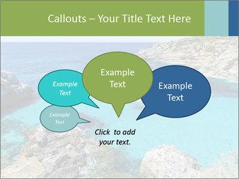 Sea Scene PowerPoint Template - Slide 73