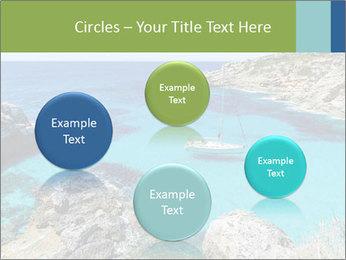Sea Scene PowerPoint Template - Slide 77
