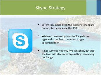 Sea Scene PowerPoint Template - Slide 8