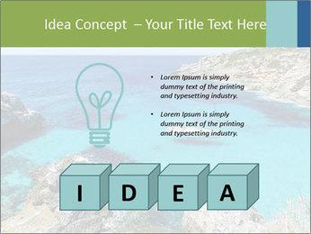 Sea Scene PowerPoint Template - Slide 80