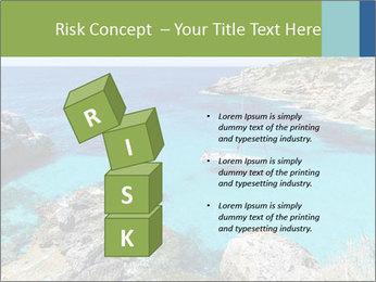 Sea Scene PowerPoint Template - Slide 81