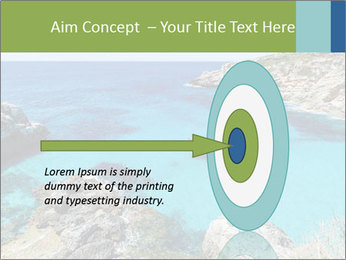 Sea Scene PowerPoint Template - Slide 83
