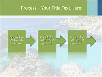 Sea Scene PowerPoint Template - Slide 88