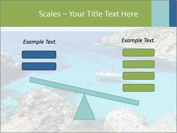 Sea Scene PowerPoint Template - Slide 89