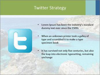 Sea Scene PowerPoint Template - Slide 9