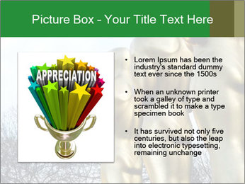 Oscar Academy Awards PowerPoint Templates - Slide 13