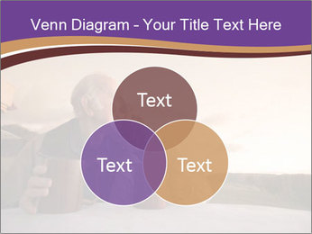 Elderly Couple PowerPoint Templates - Slide 33