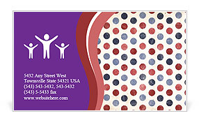 0000089318 Business Card Template