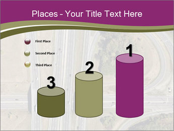 Aerial View Of Highway PowerPoint Templates - Slide 65