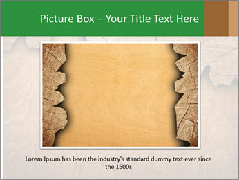 Slice Of Wood PowerPoint Template - Slide 16