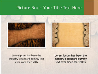 Slice Of Wood PowerPoint Template - Slide 18