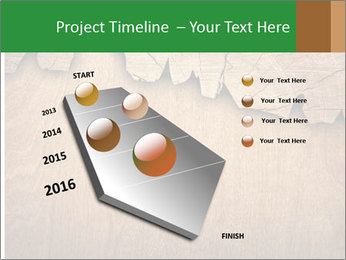 Slice Of Wood PowerPoint Template - Slide 26
