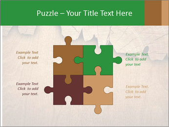 Slice Of Wood PowerPoint Template - Slide 43
