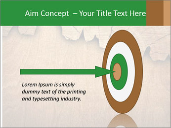 Slice Of Wood PowerPoint Template - Slide 83