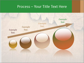 Slice Of Wood PowerPoint Template - Slide 87