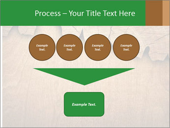 Slice Of Wood PowerPoint Template - Slide 93