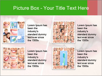 Teeth Whiten PowerPoint Template - Slide 14