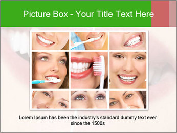 Teeth Whiten PowerPoint Template - Slide 15