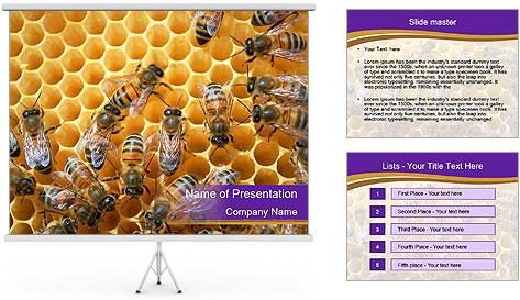 Beekeeping PowerPoint Template