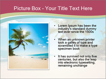 Perfect Beach PowerPoint Template - Slide 13