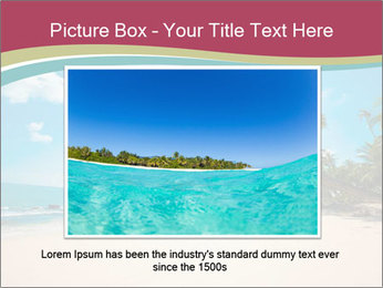 Perfect Beach PowerPoint Template - Slide 16