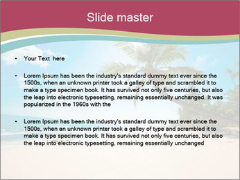 Perfect Beach PowerPoint Template - Slide 2