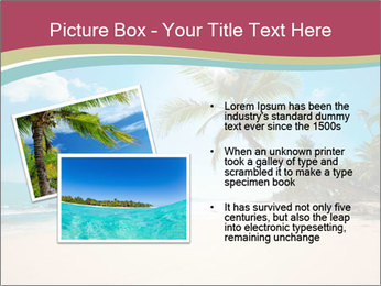Perfect Beach PowerPoint Template - Slide 20